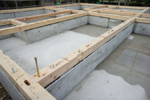 木造住宅の基礎・土台
