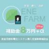 エネファーム補助金 2019年度 家庭用燃料電池システム導入支援事業 補助金8万円+α